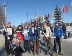 Лыжные гонки 2014