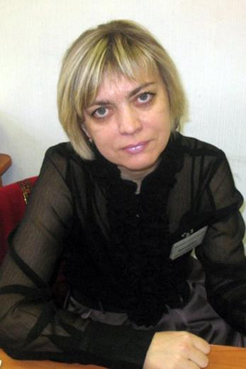 Наталья Борисовна Виноградова