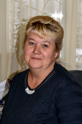 Кадеева Ольга Валентиновна