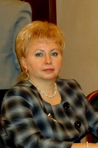 Комлева Елена Ивановна
