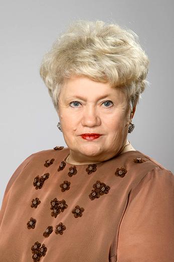 Людмила Александровна Щербачёва