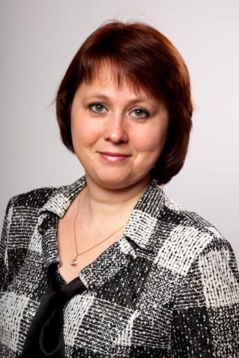 Наталья Валерьевна Заровнятных