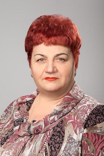 Нина Григорьевна Коренистова
