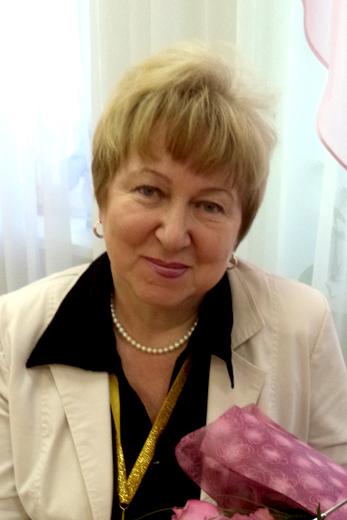 Гагарина Людмила Алексеевна
