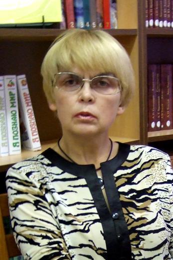 Киоссе Валентина Константиновна