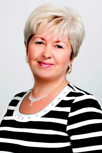 Стукова Ольга Ивановна