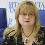 Светлана Аркадьевна Лаврова