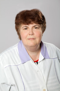 Ирина Анатольевна Иванова - медицинский работник гимназии №18