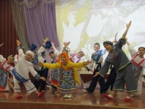 """Конкурс хореографических коллективов """"Волшебный каблучок"""""""